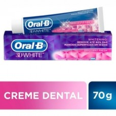 Creme Dental Oral-B 3D White 70g