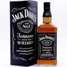 Whisky Tennessee Jack Daniel's 1L